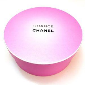 NEW CHANEL • Round Gift Box